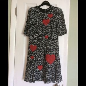 Dolce & Gabbana Heart Dress